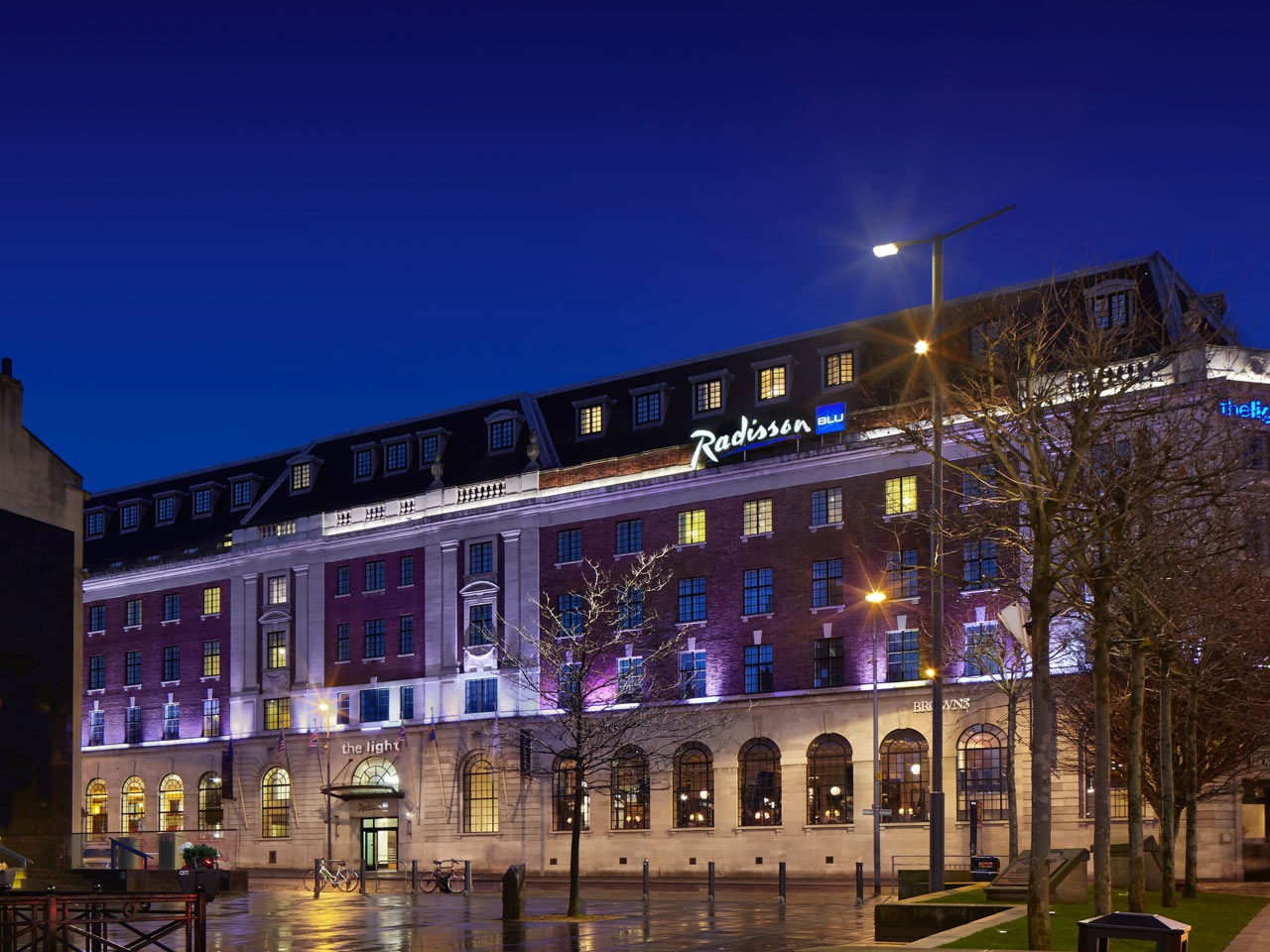 Radisson blu leeds review hotel designs for Radisson hotel