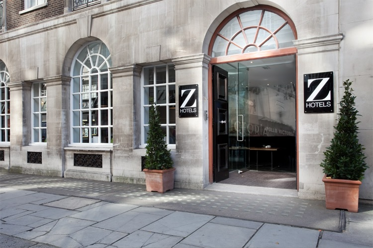 Z Hotels Opens Fifth London Property In The City Hotel