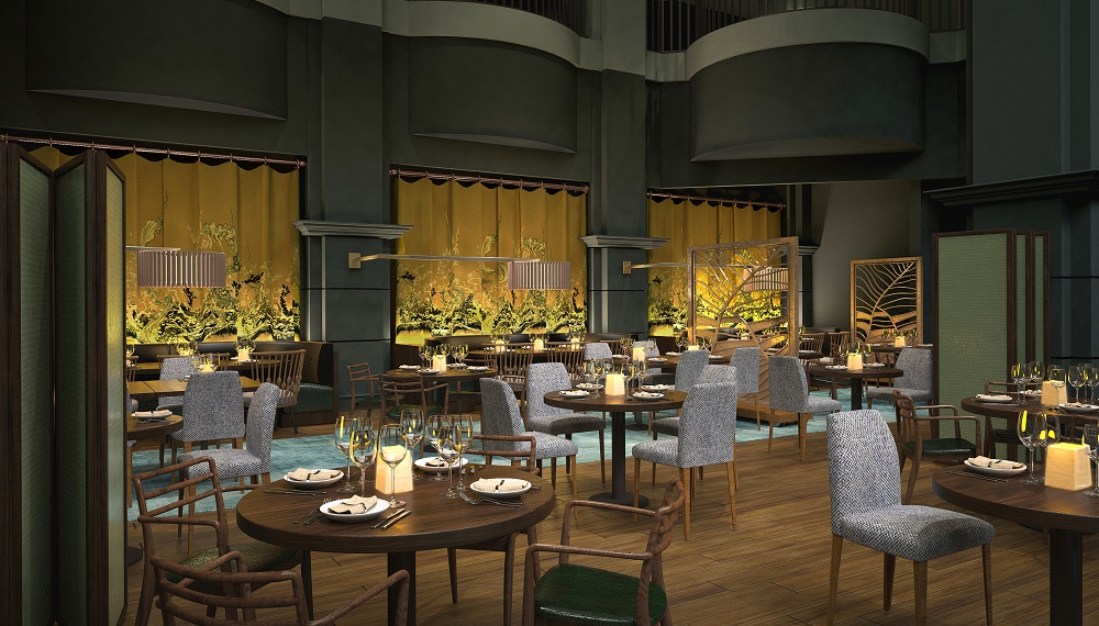 RPW Design - Fairmont St. Andrews Restaurant