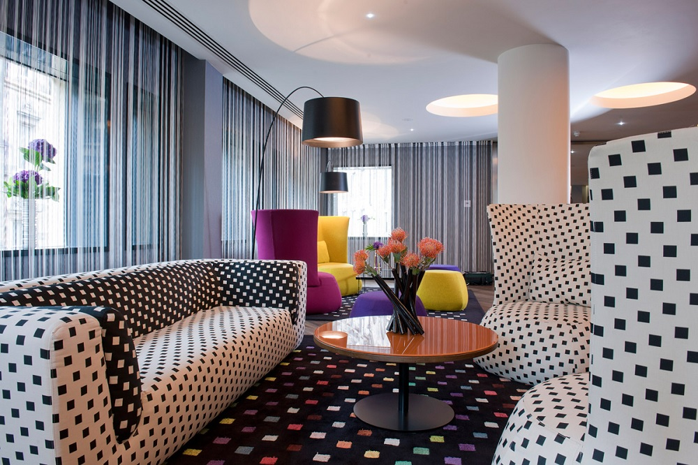 Sneak peek g v royal mile hotel edinburgh hotel designs for Design hotel edinburgh