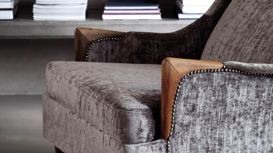 Libretto fabrics by Sekers