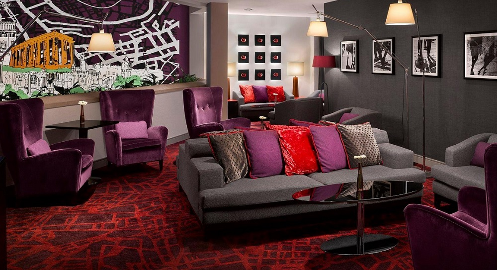 Radisson Blu, Edinburgh lounge area (TripAdvisor)
