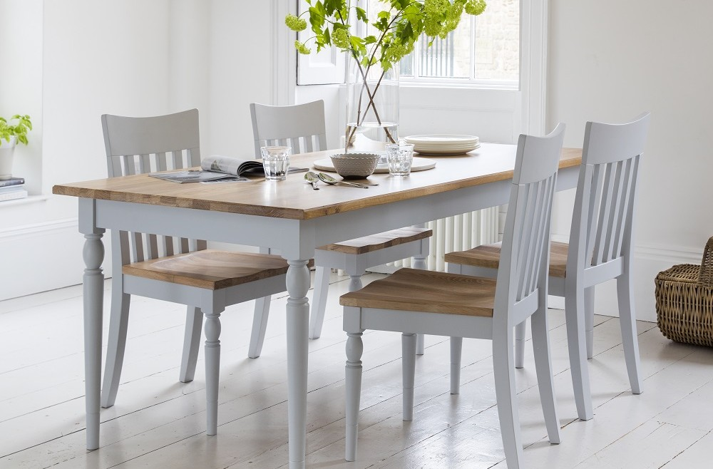 Product spotlight marlow dining collection from gallery direct - Hotel dining tables ...