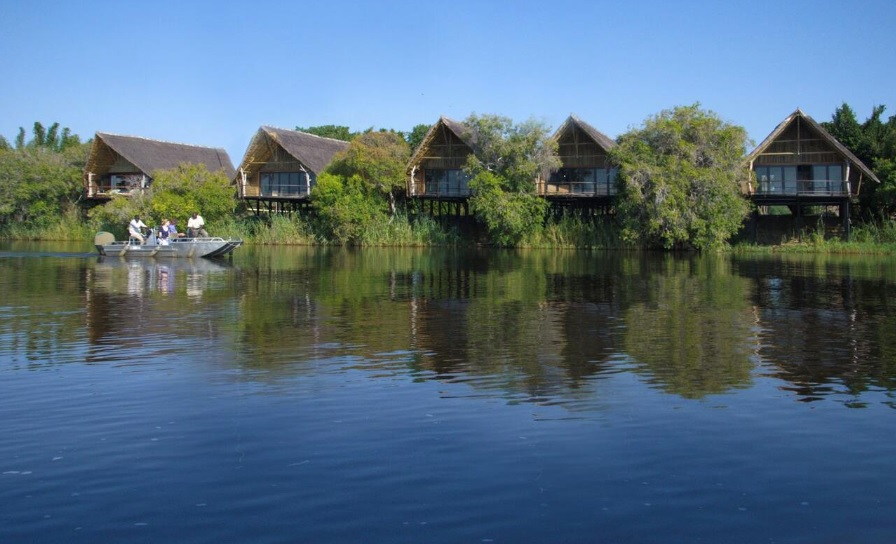 Botswana's Chobe Water Villas to open in July