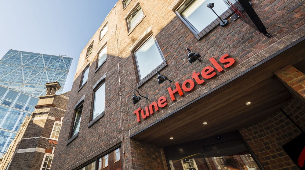 Tune Hotels Liverpool Street