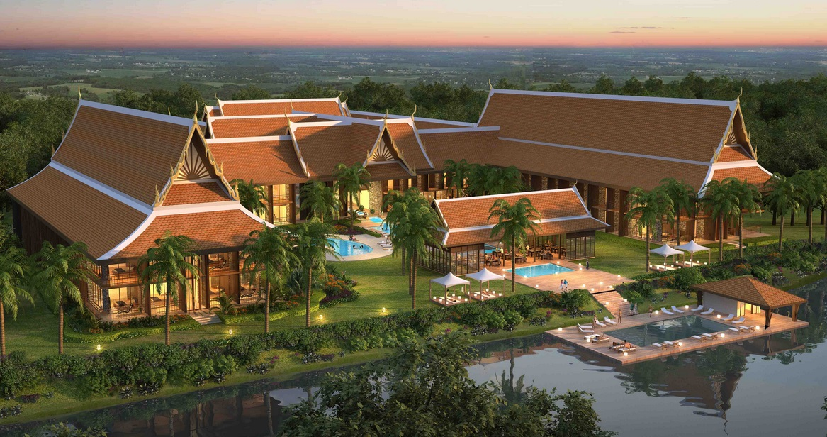 Karjat India  City new picture : ... Blu opens first resort and spa in Karjat, India Hotel Designs