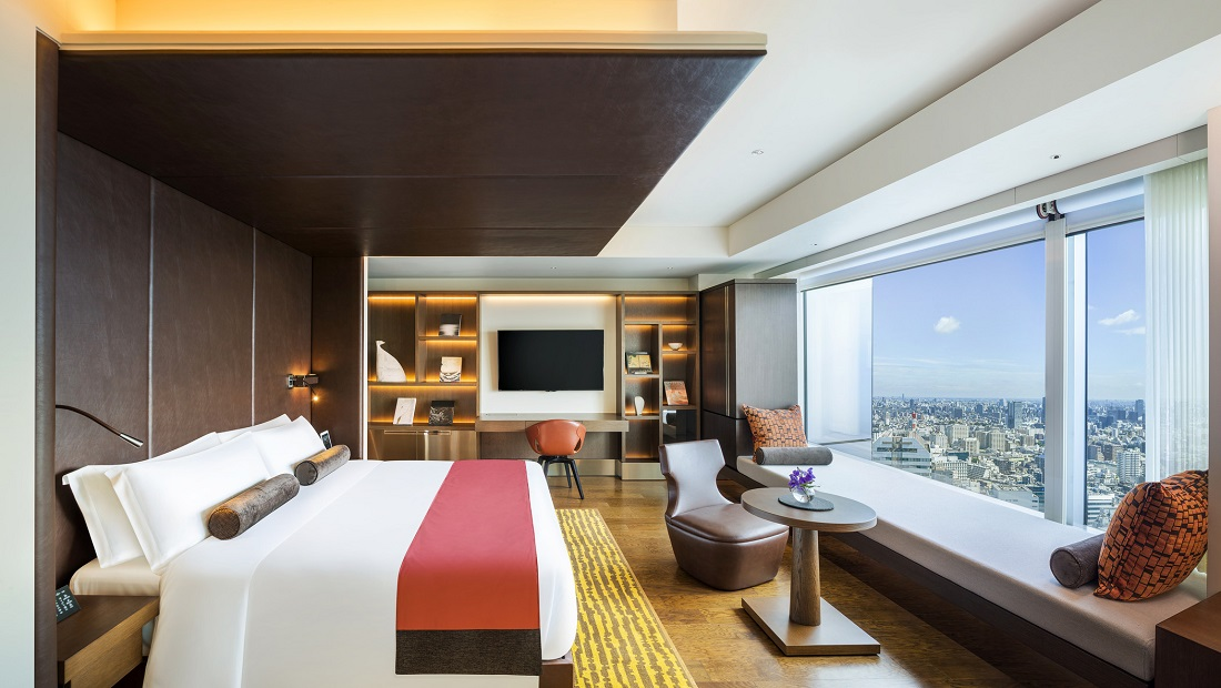 Starwood unveils prince gallery tokyo kioicho hotel for Grand designs hotel