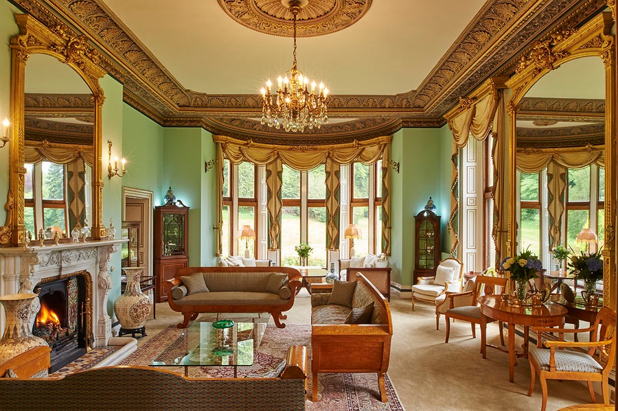 The re-imagined Grade II listed Palé Hall is now officially open as one of the finest country house hotels in Wales and the UK