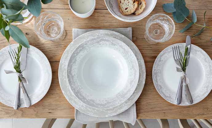 Harlequin adds two new ranges to bone china collection