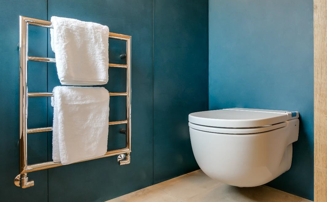 Project spotlight roca 39 s in tank meridian wc at cowley manor for Rocas design
