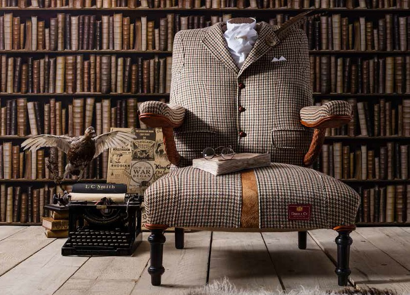 Introducing rhubarblondon fine eclectic furniture for Eclectic furniture