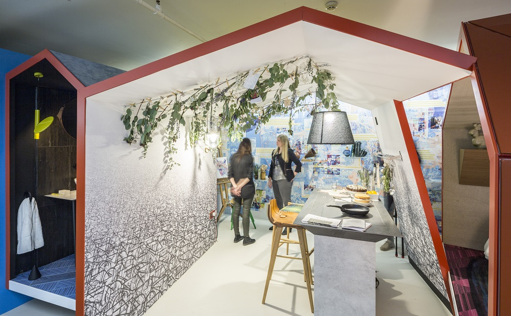 Sleep 2016: Gensler wins competition for new hotel room concept