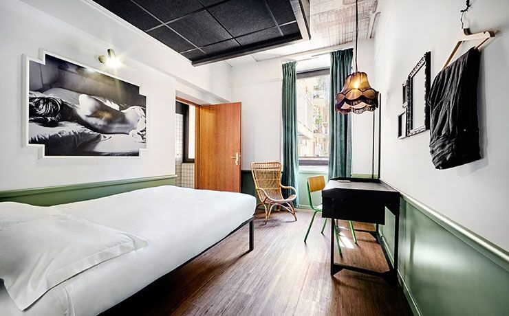 Sneak Peek Generator Hostels In Amsterdam Rome Stockholm