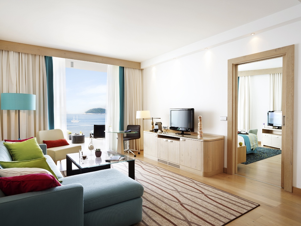 Sun gardens dubrovnik joins the leading hotels of the world for Leading small luxury hotels of the world