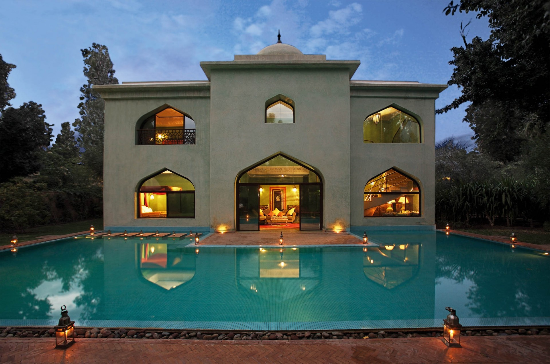 Es saadi marrakech resort recognised in cond nast gold list for Hotel design marrakech