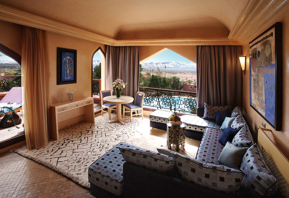 Es saadi marrakech resort recognised in cond nast gold list - Oreiller hotel de luxe ...