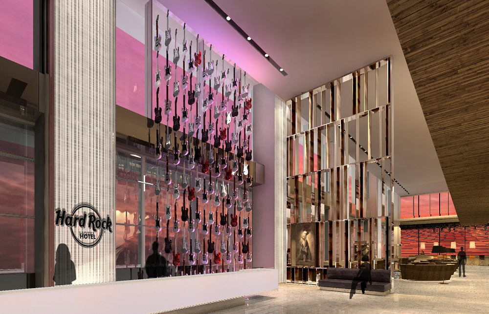 Hard Rock International announces launch of Hard Rock Hotel Shenzhen