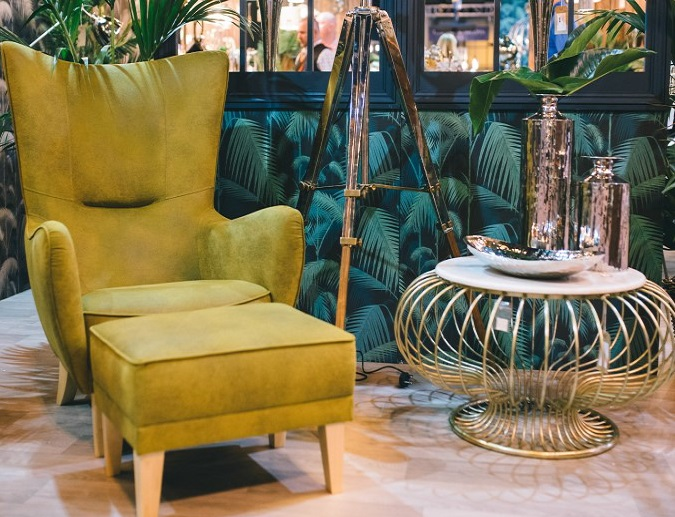 january furniture show trends for 2017 hotel designs