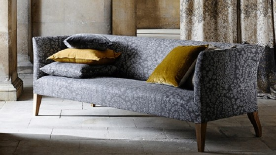 At the end of February Style Library Contract will be launching Boleyn, Zoffany's SS17 suite of collections: Boleyn, Kempshott and Elswick