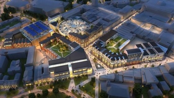 £360m development for Coventry city centre