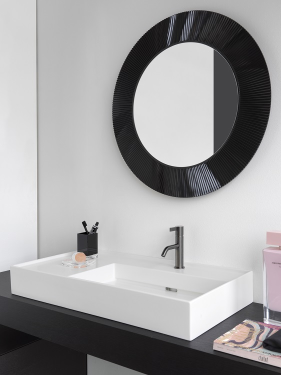 kartell by laufen takes part at the milan design week. Black Bedroom Furniture Sets. Home Design Ideas
