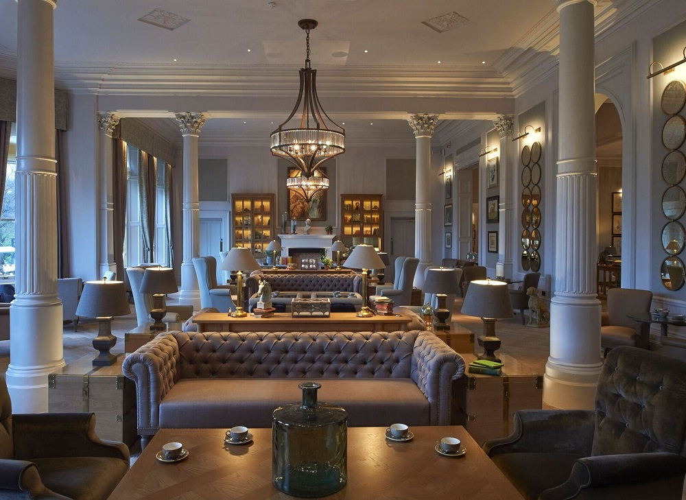 The principal york awarded 39 best hotel interiors 39 in the for Best hotel interior design