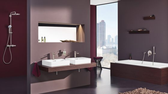 GROHE Red Dot Award - Lineare