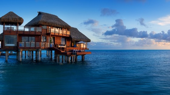 Conrad Hotels & Resorts has welcomed guests to Conrad Bora Bora Nui, the destination's first five star resort to debut in 10 years