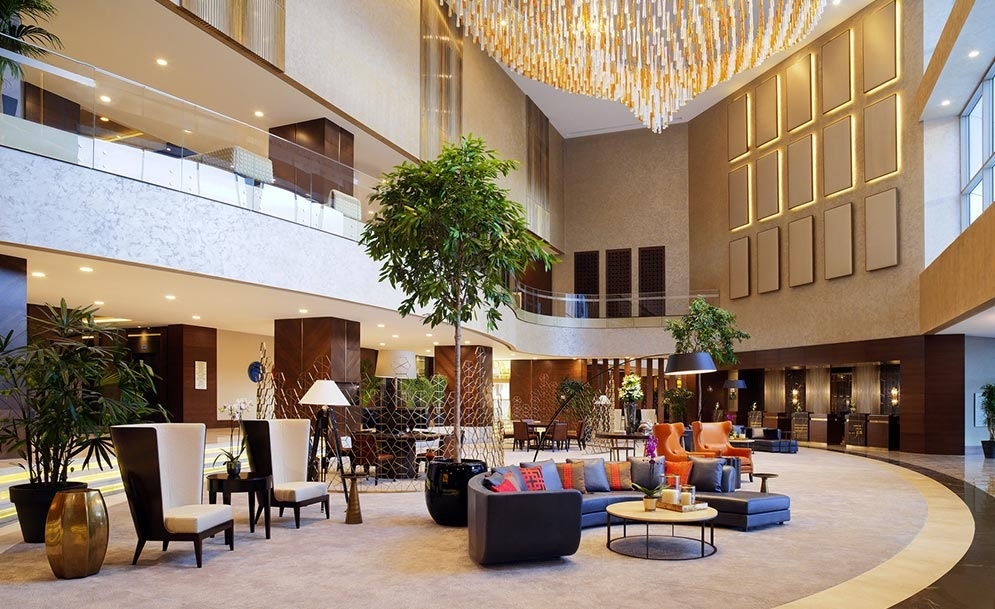 Sheraton to expand with nearly 100 hotels