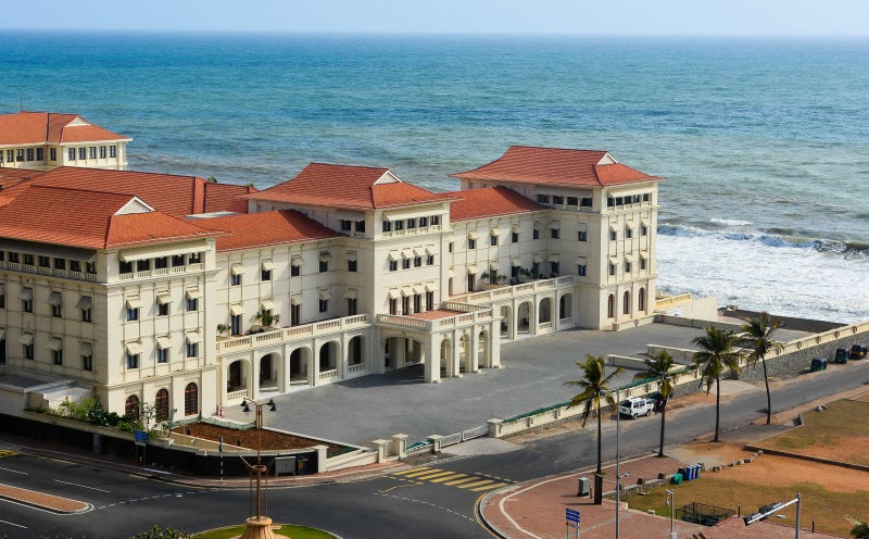 The Galle Face Hotel will cut the ribbon on a new L'Occitane spa