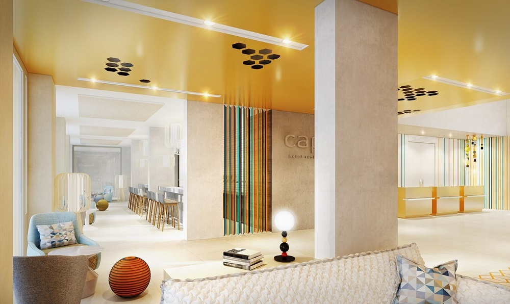 Capri By Fraser Hotel Berlin.JOI Design Bridges Past With Present At ...