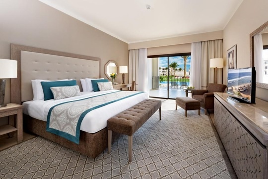 Steigenberger Alcazar-Sharm El Sheikh opened its doors