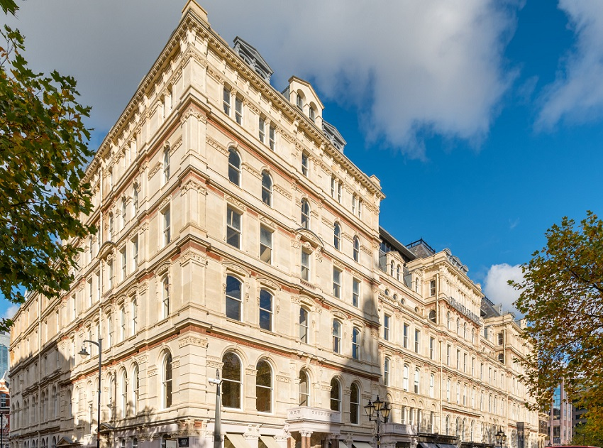 Principal hotels announces plans for the grand hotel in for Grand designs hotel