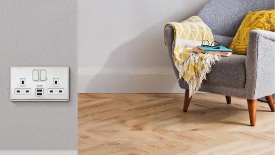 MK Electric's new Dimensions range has been launched