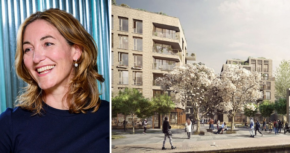 Architect Sadie Morgan named New Londoner of the Year 2017