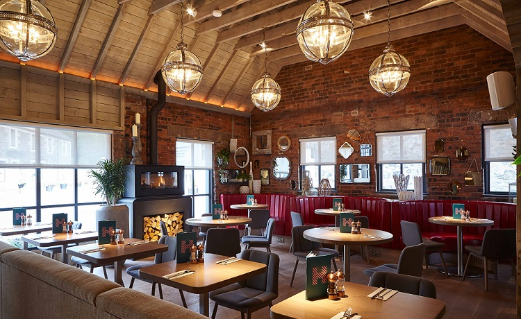 The Coach House Front Dining Area