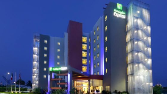 Holiday Inn Express Tuxpan hotel