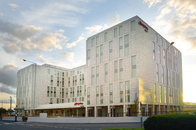 Hampton by Hilton lands at Urban&Civic Stansted Airport scheme