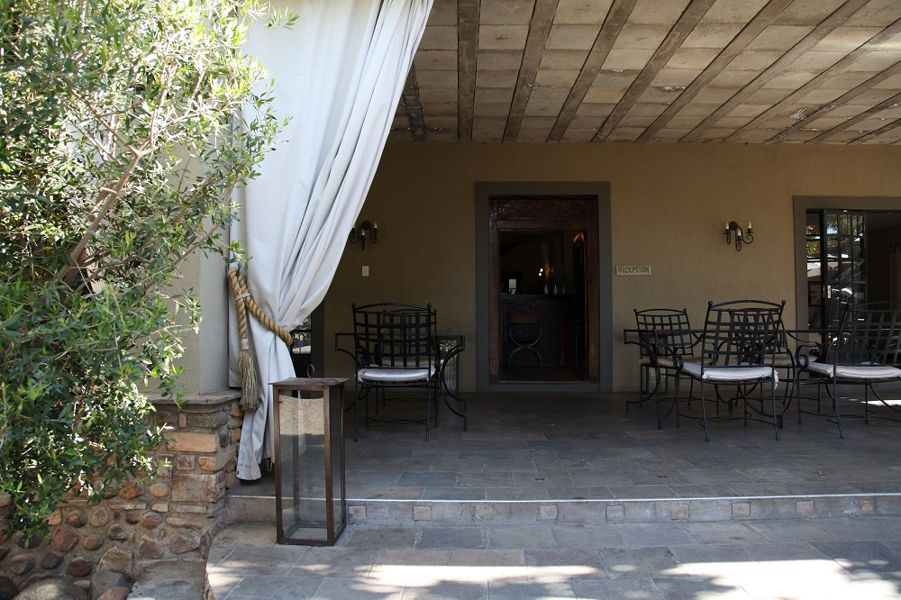 Dining Terrace Olive Grove Namibia 042
