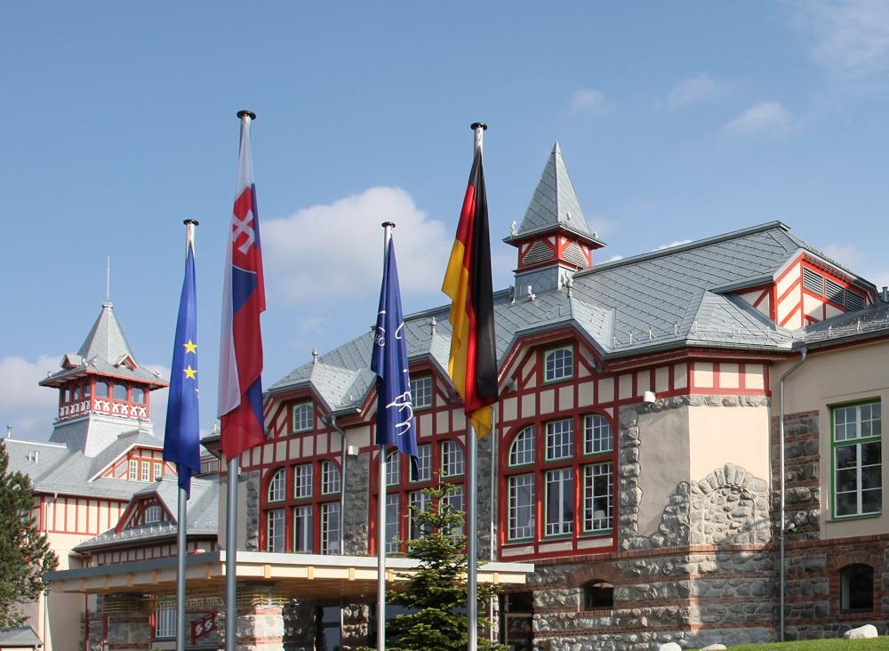 Grand Hotel Kempinski, Slovakia