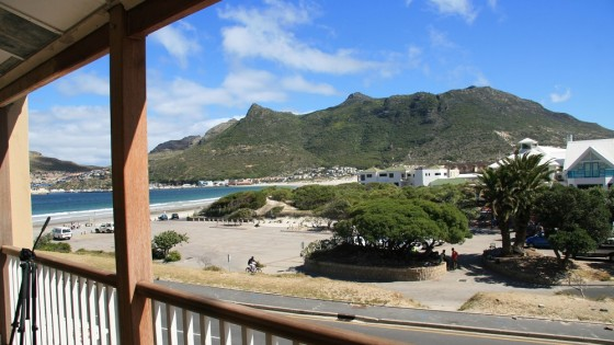 Chapman's Peak Hotel. South Africa