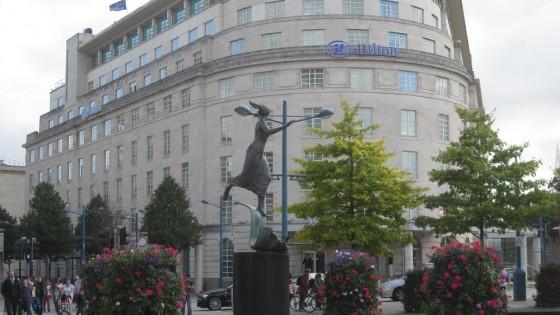 Hilton Cardiff, Wales