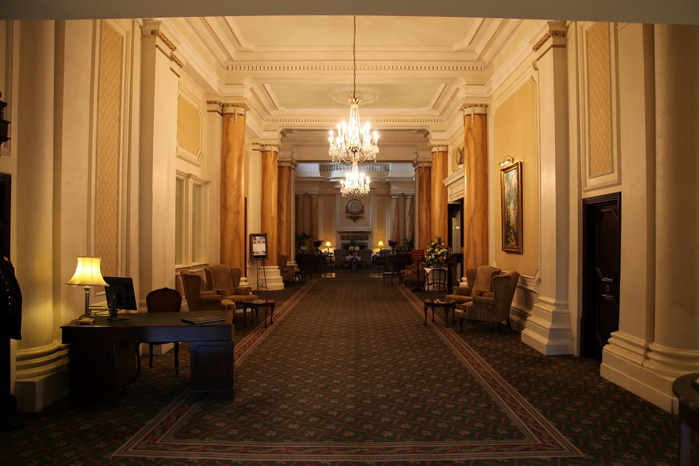 Grand Hotel, Eastbourne
