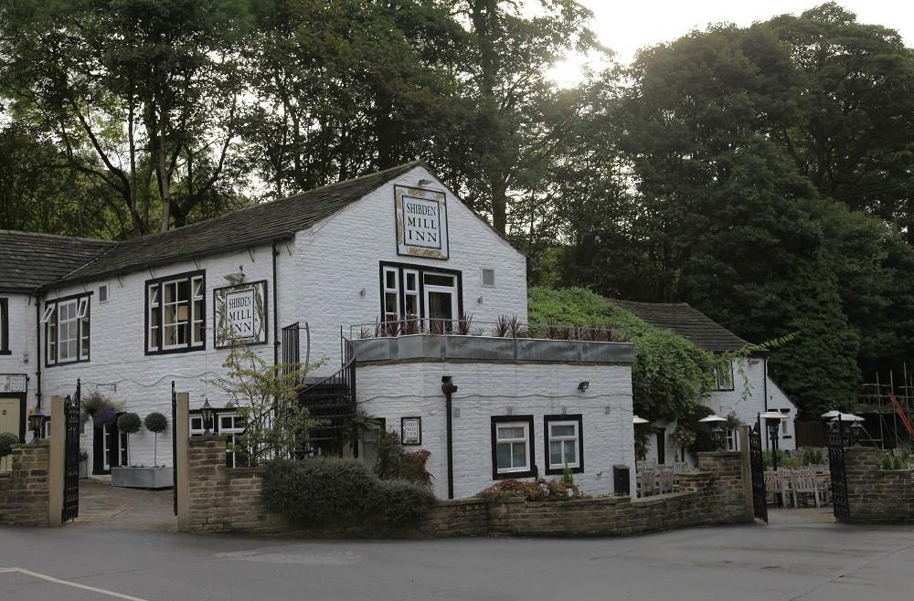 Shibden Mill Inn, Yorkshire