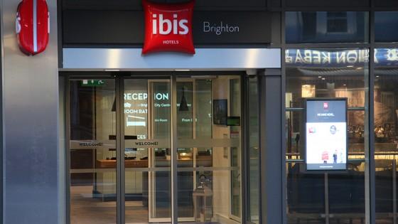ibis, Brighton