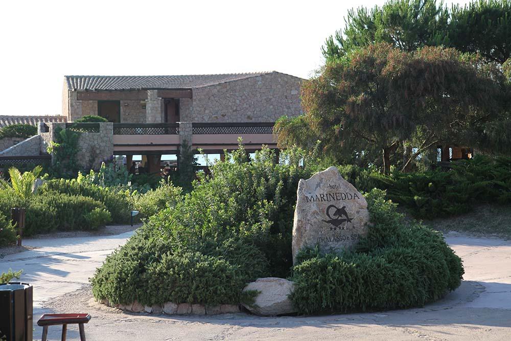 Hotel Marinedda, Sardinia