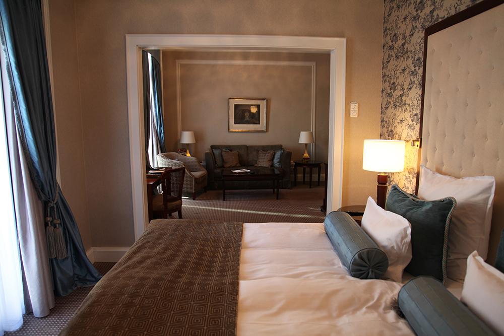 Steigenberger Park Hotel Dusseldorf
