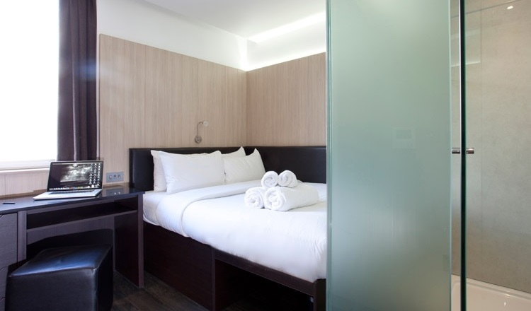 Z Hotels Opens Fifth London Property In The City Hotel Designs