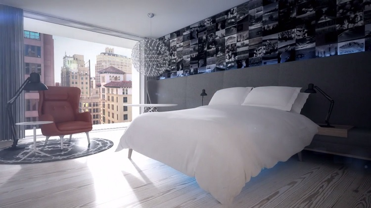 Radisson blu launches 39 bluprint 39 a new interior design for Design hotel copenhagen