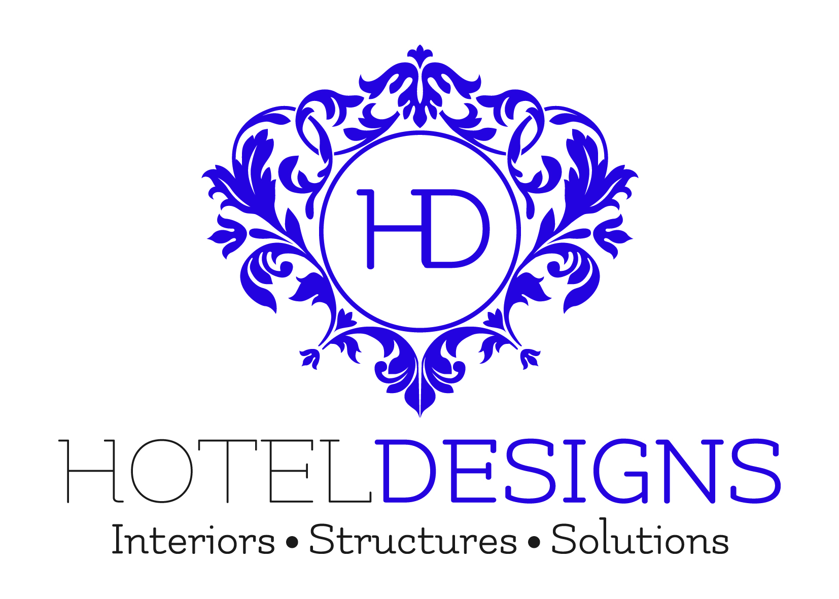Hotel Designs new logo